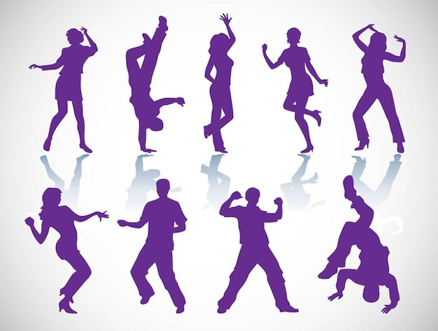 dansers vectoren vector gratis download vintage pin up girl clipart free pin up girl clip art silhouette