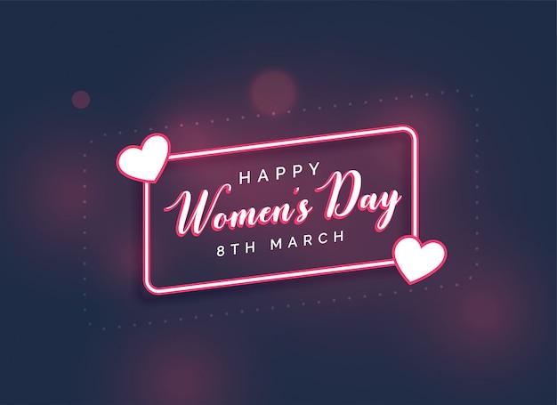 De dag mooie achtergrond van modieuze gelukkige vrouwen Gratis Vector