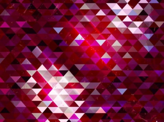 Decoratieve trend kleur neon achtergrond vector set Gratis Vector