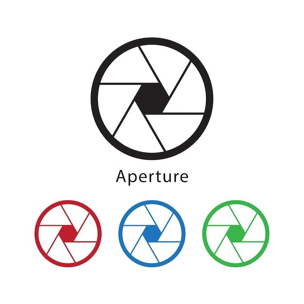 Diafragma-pictogram Premium Vector