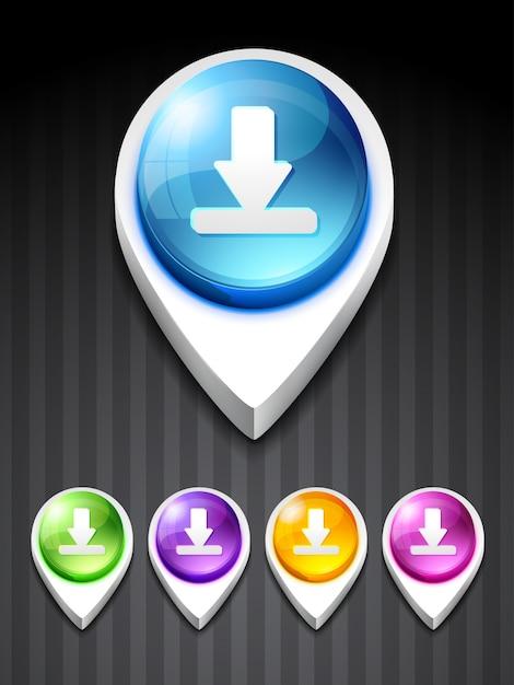 Download icoon Gratis Vector