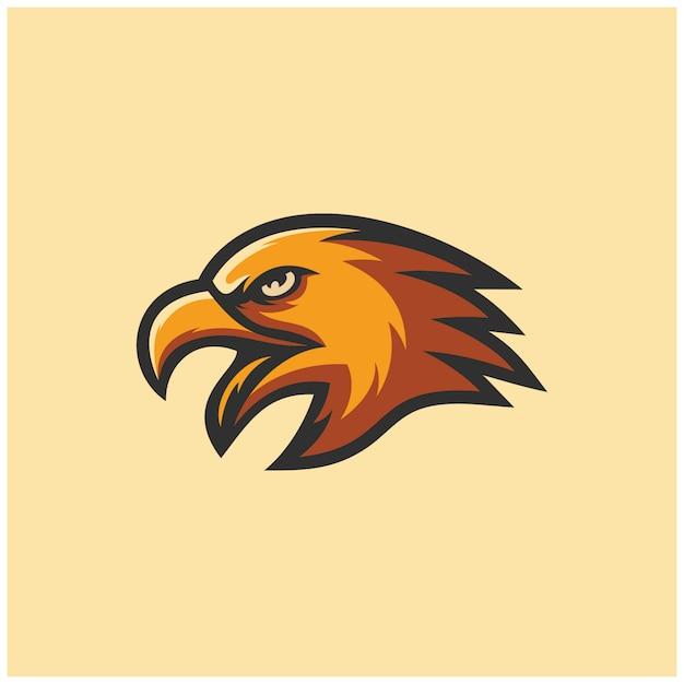 Eagle-logo Premium Vector
