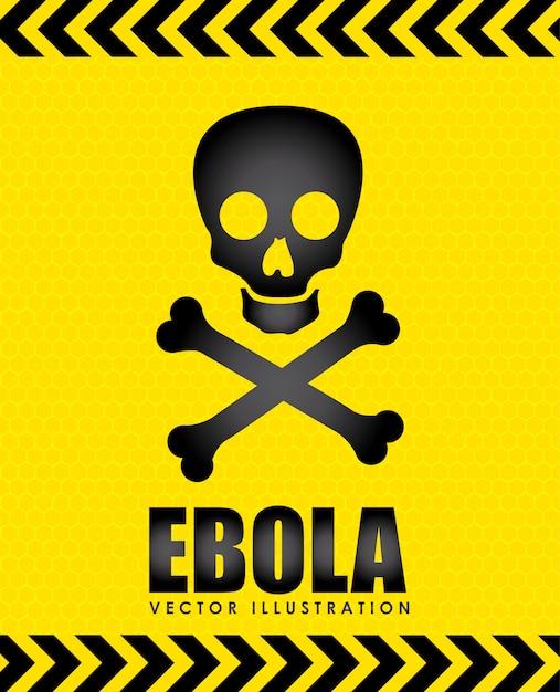 Ebola Gratis Vector