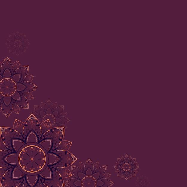 Eid-kaart illustratie Gratis Vector