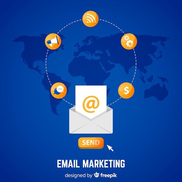 Email reclame Gratis Vector