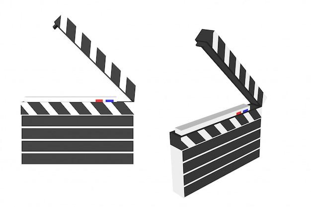 Filmapparatuur Premium Vector