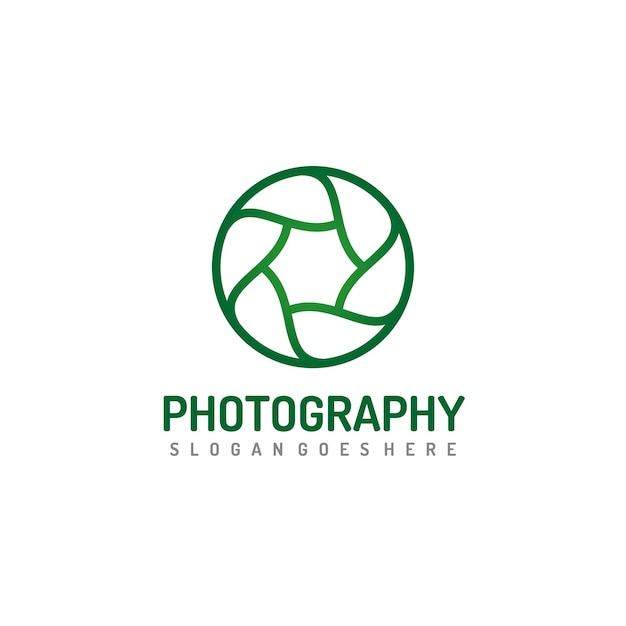 fotografie logo vector gratis download