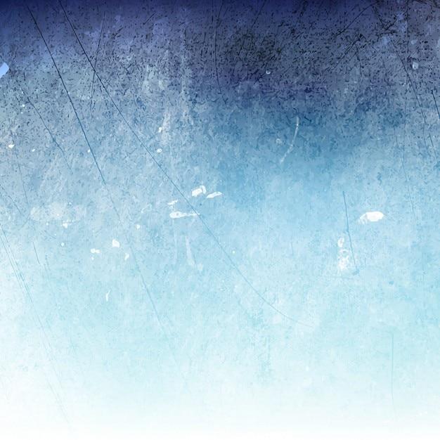 Gedetailleerde grunge achtergrond met krassen en vlekken Gratis Vector