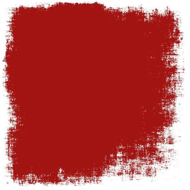 Gedetailleerde rode grunge textuur achtergrond Gratis Vector