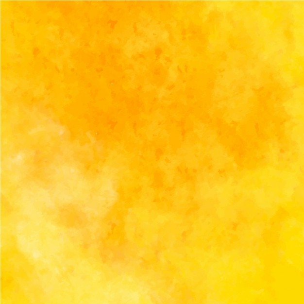 Gele achtergrond smudge Gratis Vector