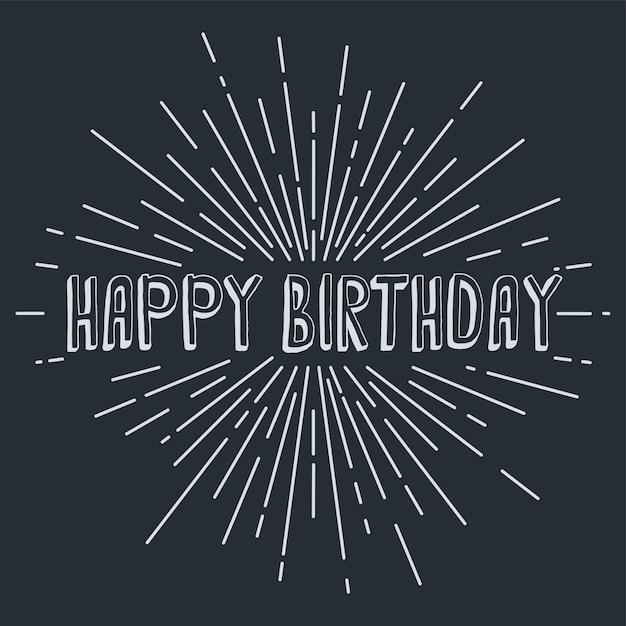 Verjaardag Groeten
