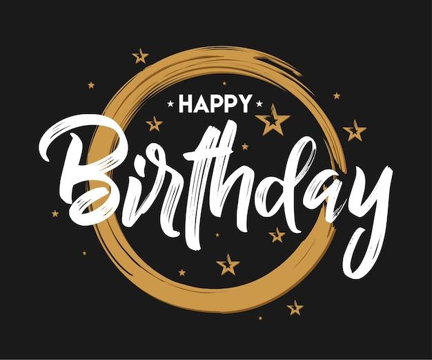 Gelukkige Verjaardag Mannen Archidev