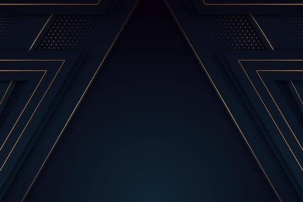 Geometrische vormen screensaver Gratis Vector