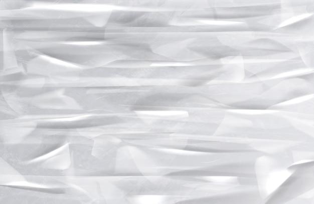 Gerimpelde papier textuur, gevouwen vel achtergrond Gratis Vector