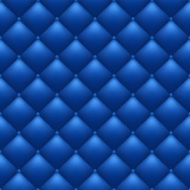 Gewatteerde blauwe achtergrond Premium Vector