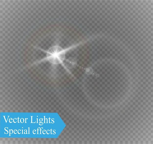 Geweerschoten illustratie Premium Vector