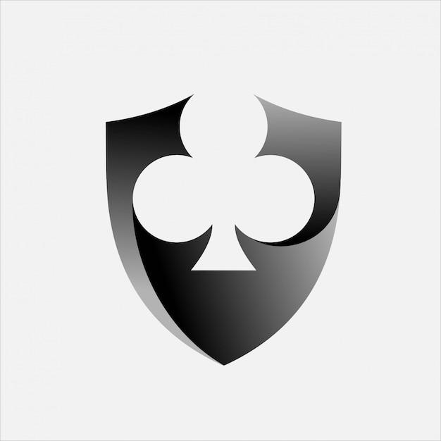 Gokken bewaker vector Premium Vector