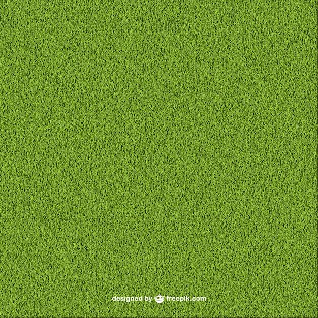 Groen gras achtergrond Gratis Vector