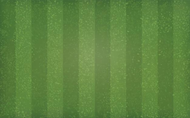Groen gras veld patroon. Premium Vector