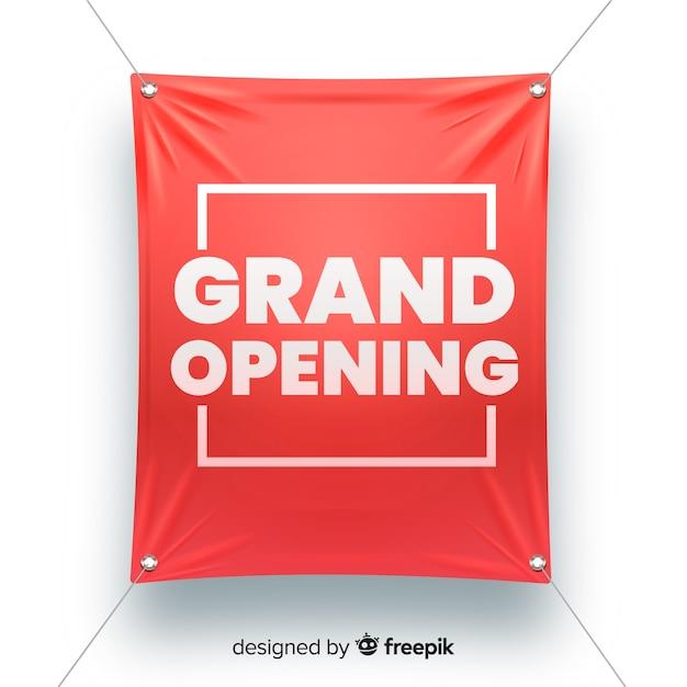 Grote opening Gratis Vector