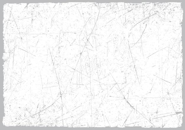 Grunge kras achtergrond Premium Vector