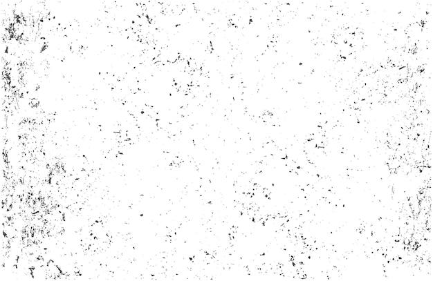 Grunge monochroom abstract vector gestructureerde achtergrond Premium Vector
