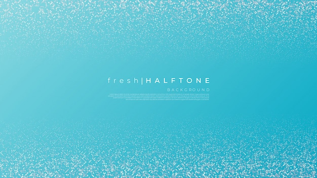 Het patroon diagonale vectorillustratie van de gradiënt halftone. witte stippen, zilveren halftone textuur. pop art wit zilver halftone, strips achtergrond. achtergrond van art. Premium Vector