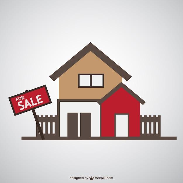 Huis te koop vector vector gratis download for Lovendegem huis te koop