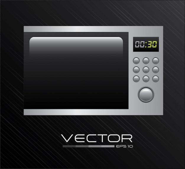 Huishoudelijke apparaten Gratis Vector