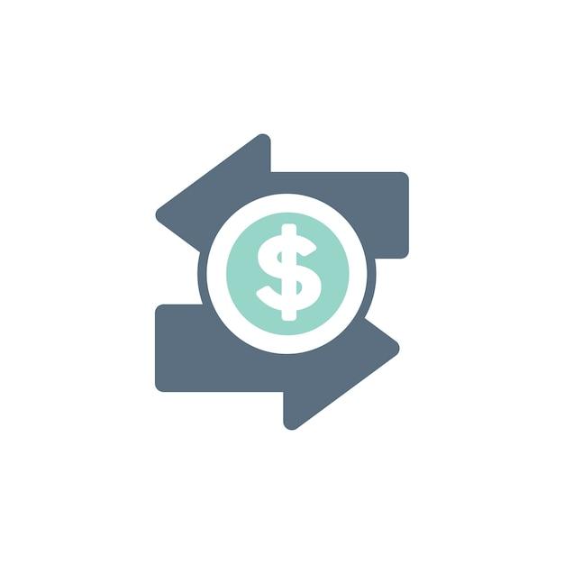 Illustratie van financieel Gratis Vector