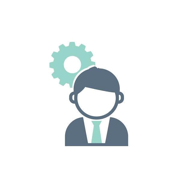 Illustratie van klantenservice concept Gratis Vector