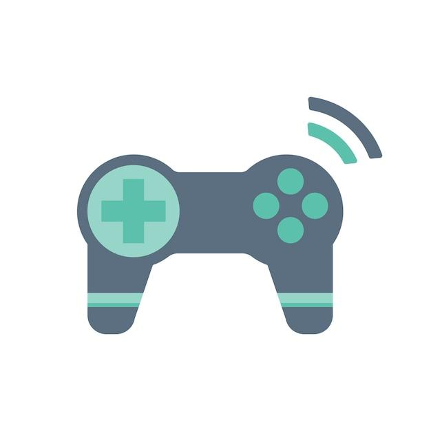 Illustratie van spelconsoles Gratis Vector