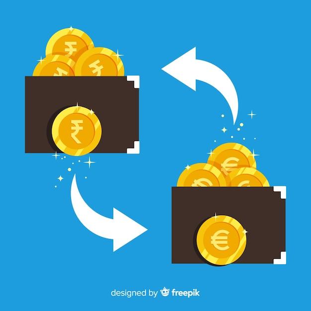 Indiase rupee Gratis Vector