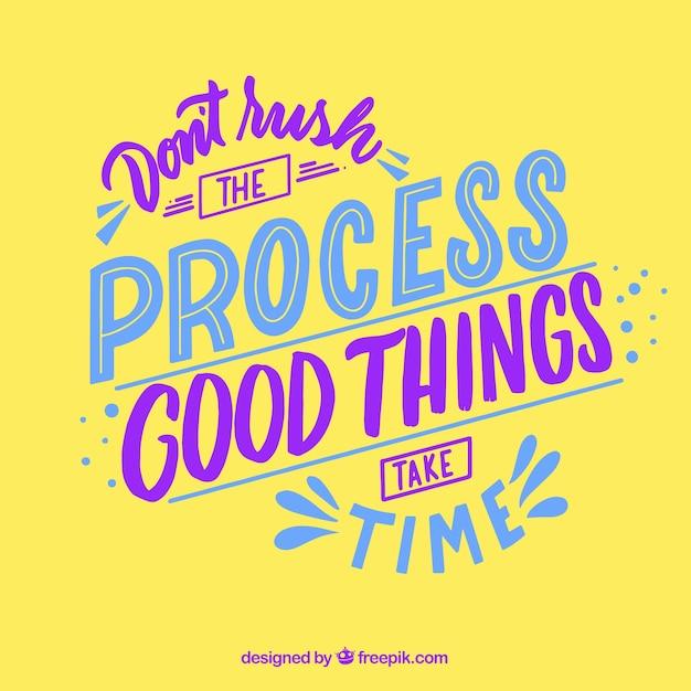 Inspirerende motivatie citaten Gratis Vector