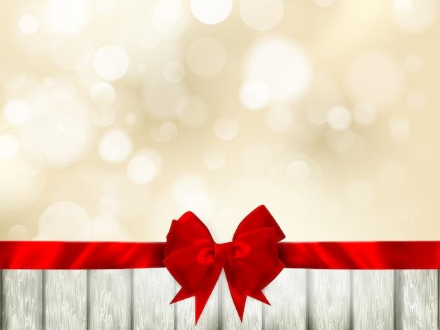 Kerst decoratie. Premium Vector