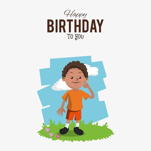Afbeeldingen Verjaardag Kind