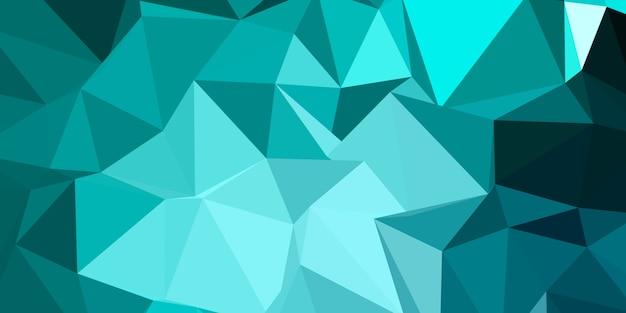 Laag poly abstract ontwerp als achtergrond Gratis Vector