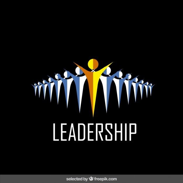 Leiderschap logo Gratis Vector