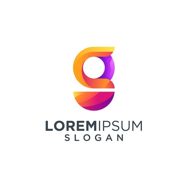 Letter g-logo Premium Vector