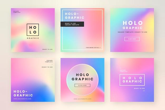 Leuke ontwerpsjabloon website Gratis Vector