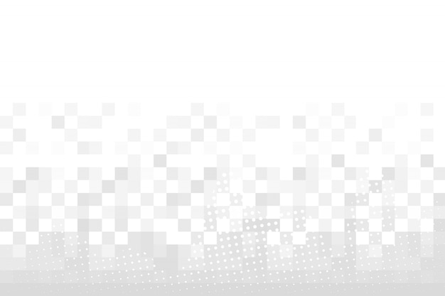 Lichte geometrische vorm achtergrond Gratis Vector