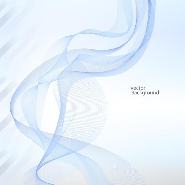 Lint abstracte achtergrond met de veranderende kleuren op wit Gratis Vector
