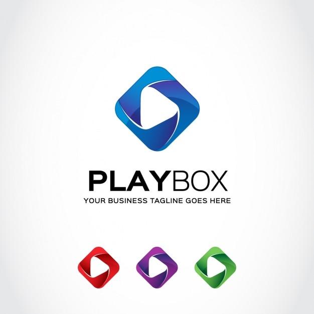 Logo template ontwerp Gratis Vector