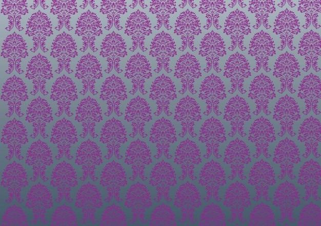 Behang Met Patroon : Luxe behang patroon vector gratis download