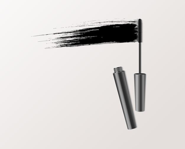 Mascara mode illustratie Gratis Vector