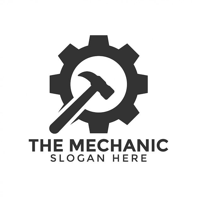 Mechanische hulpmiddelen pictogram Premium Vector
