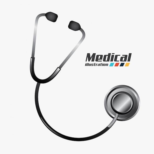 Medische illustratie Gratis Vector