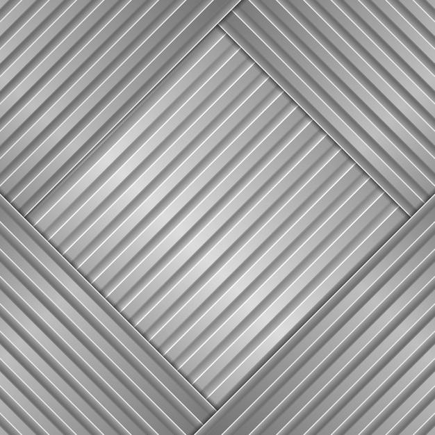 Metalen achtergrond Premium Vector