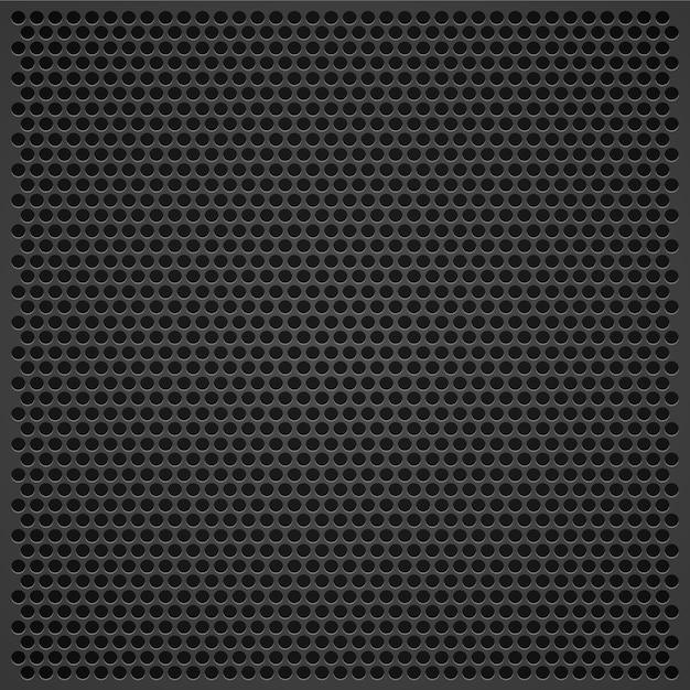 Metallmesh textuur achtergrond. Premium Vector