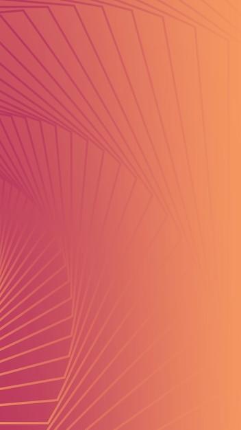 Minimalistische abstracte achtergrond Gratis Vector